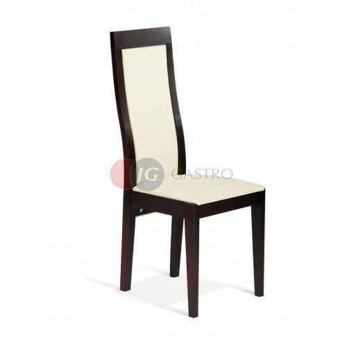 Krzesło bez podłokietnika Buk Paged A-BERGAMO, A-BERGAMO