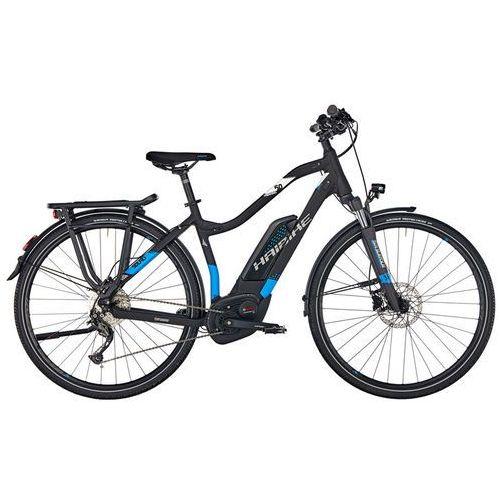 """sduro trekking 5.0 rower elektryczny trekkingowy kobiety czarny 56cm (28"""") 2018 rowery elektryczne marki Haibike"""