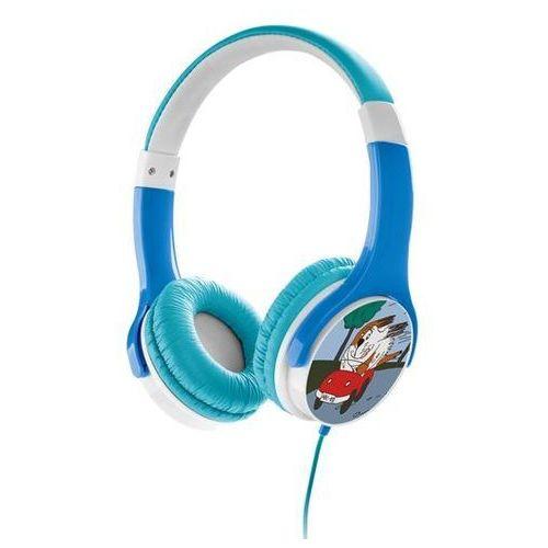 GoGEN słuchawki z Maxipsem, niebieski - BEZPŁATNY ODBIÓR: WROCŁAW!
