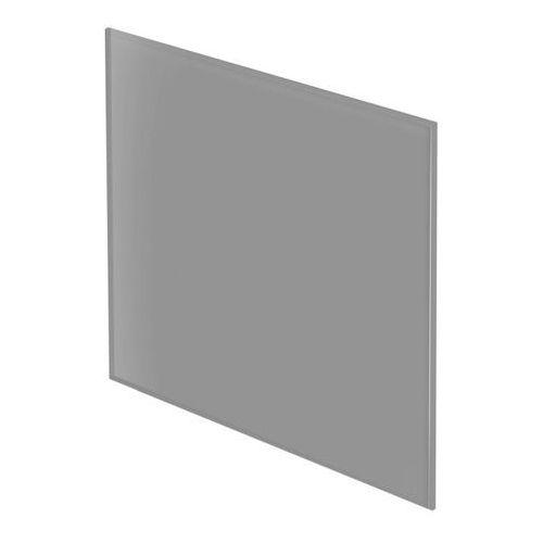 Panel Awenta Trax Glass 125 mm szary mat (5905033307858)