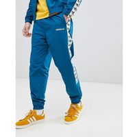 Adidas originals vintage joggers with taping in green ce4827 - green