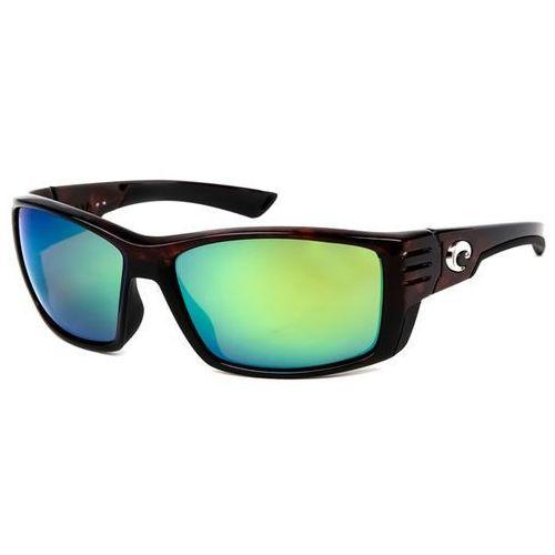 Okulary Słoneczne Costa Del Mar Blackfin Polarized CZ 10 OGMP, kolor żółty