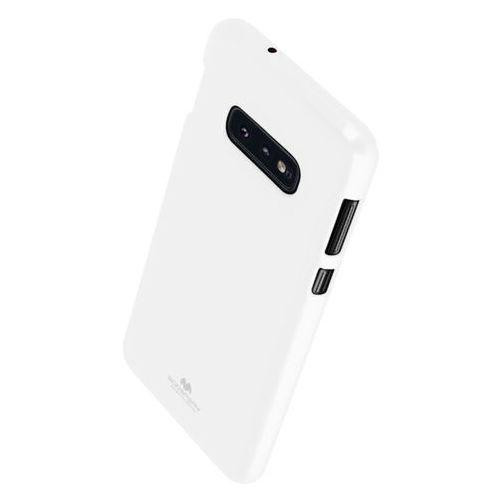 Etui MERCURY Jelly Case do Samsung Galaxy S10E Biały (8809653450321)