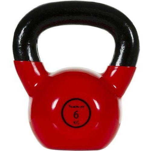 MOVIT® HANTLA ŻELIWNA KULA KETTLEBELL KETLA 6KG - 6 kg (20040453)
