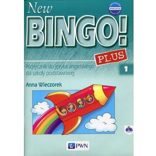 New Bingo! 1 Plus Podręcznik do języka angielskiego - Anna Wieczorek, Anna Wieczorek. Tanie oferty ze sklepów i opinie.
