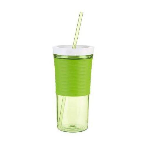 Contigo shaker shake and go single wall zielony 540 ml