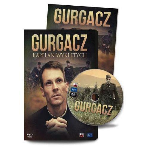 Gurgacz Kapelan Wyklętych DVD (9788365889669)
