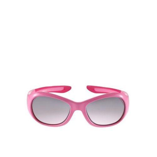 Reima Okulary przeciwsłoneczne bayou 2-4 lata uv400 różowe - różowy   4140 (6416134612653)