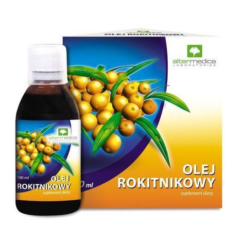 Olej Rokitnikowy do użytku wewn. 100 ml