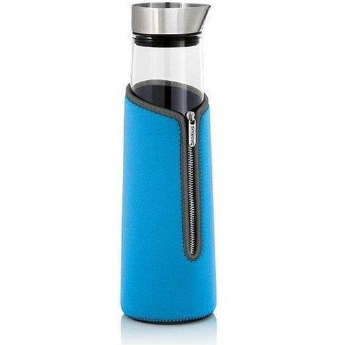 Pokrowiec termoizolacyjny na karafki acqa 1,5 l niebieski marki Blomus