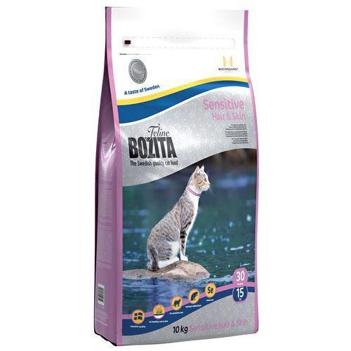 BOZITA Feline Hair & Skin Sensitive, 30530