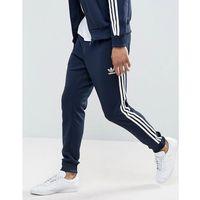adidas Originals Superstar Cuff Track Pants AJ6961 - Navy, 1 rozmiar