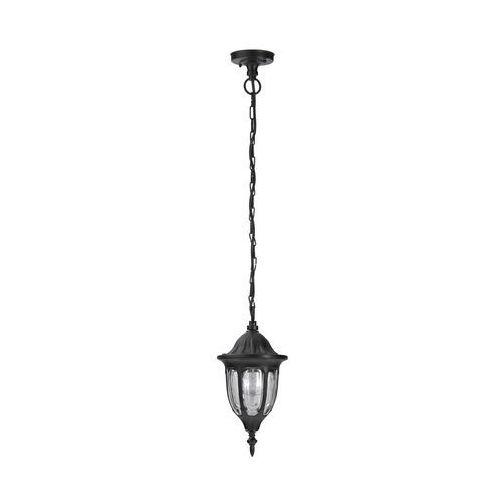 Lampa wisząca zewnętrzna milano 1x60w e27 ip43 czarna 8344 marki Rabalux