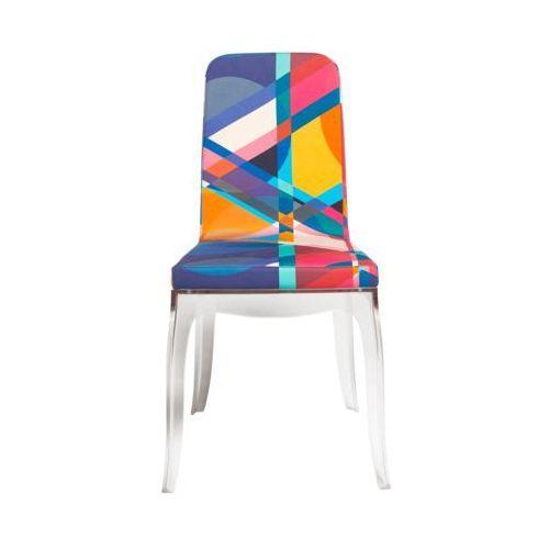 krzesło b.b. moibibi kolorowe 15001co marki Qeeboo