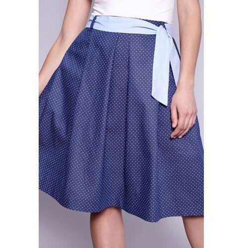 Spódnica Model Trent 1713 Blue, kolor niebieski