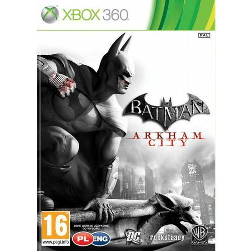 OKAZJA - Batman Arkham City (Xbox 360)