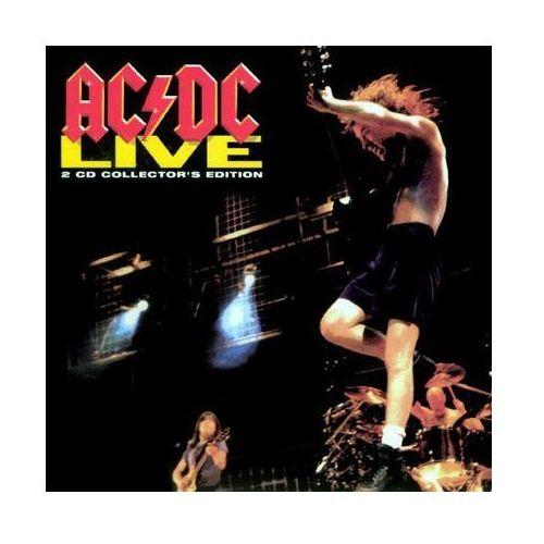 Ac/dc - live (collector's edition) - album 2 płytowy (cd) marki Sony music