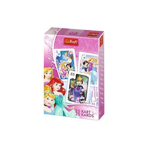 Trefl karty piotruś księżniczki (5900511084603)