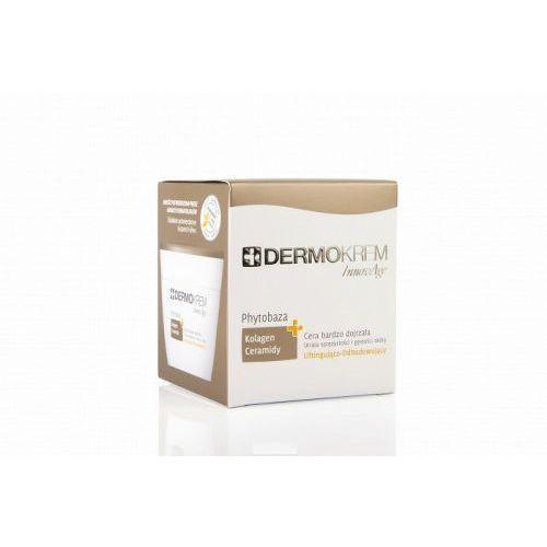 Lbiotica Dermokrem innovage liftingująco - odbudowujący - cera bardzo dojrzała - 50 ml