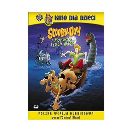 Galapagos Scooby-doo i potwór z loch ness (dvd) - george doty, ed scharlach, mark turosz. darmowa dostawa do kiosku ruchu od 24,99zł
