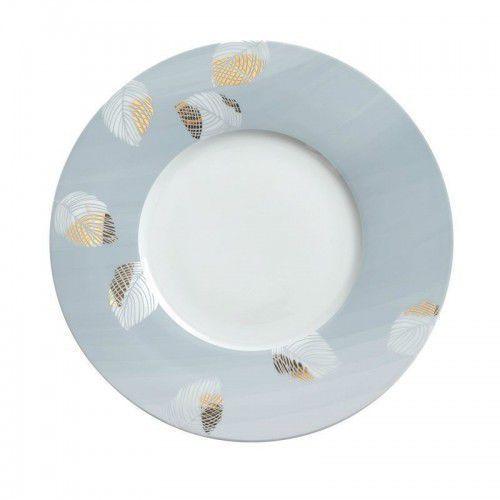 Kahla - Dîner Leaf of Gold MG - talerz obiadowy (średnica: 27 cm), 553429S10403C MG