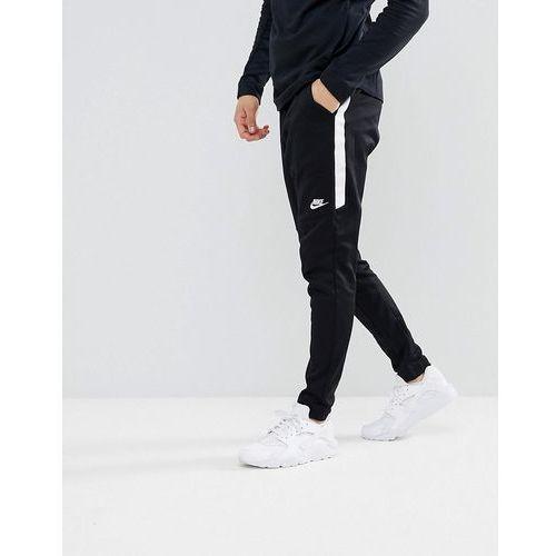 tribute joggers in slim fit in black 861652-010 - black marki Nike