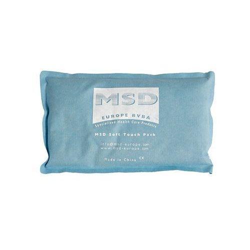 Okład (kompres) żelowy hot/cold pack soft touch marki Msd