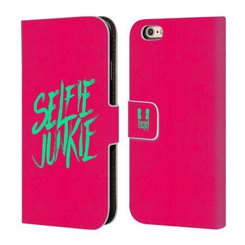 Etui portfel na telefon - Selfie Craze Pink, kolor różowy