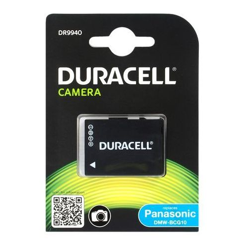 Duracell akumulator do aparatu 3.7v 850mah 3.3wh dr9940 darmowa dostawa do 400 salonów !!