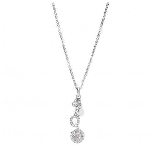 Fossil Biżuteria - naszyjnik jf02819040 - sale -30%