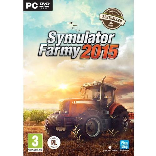 OKAZJA - Symulator Farmy 2015 (PC)