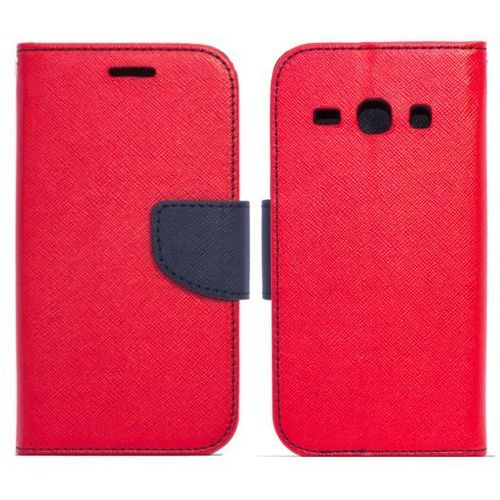 Futerał Fancy Samsung Galaxy S5 / neo g900 czerwony (5900217127253)