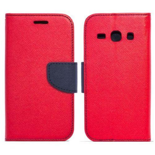 Futerał Fancy Samsung Galaxy S5 / neo g900 czerwony, kolor Futerał