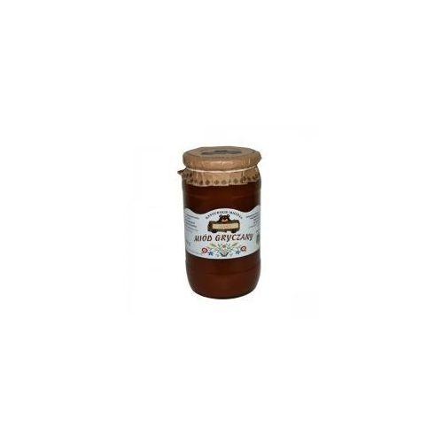 Miód gryczany 1 kg kaszubskie miody marki Kosecki