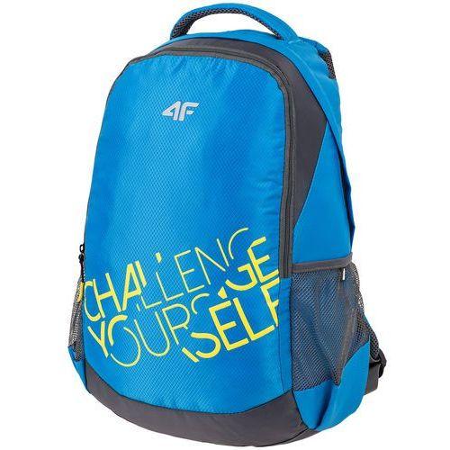 4F Plecak miejski PCU014 niebieski ciemny (C4L16) 20l - produkt z kategorii- Plecaki turystyczne i sportowe