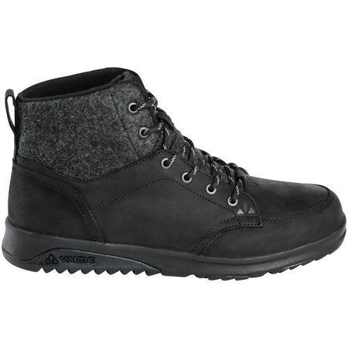 ubn kiruna mid cpx buty mężczyźni szary/czarny uk 12 | eu 47 2018 buty zimowe marki Vaude