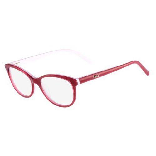 Okulary korekcyjne ce 3600 623 marki Chloe
