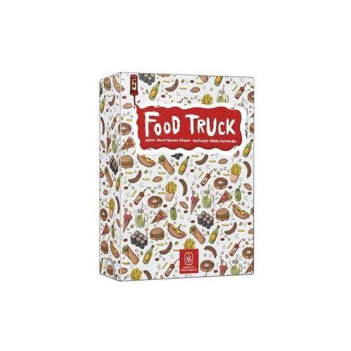 Food truck. gra familijna marki Nasza księgarnia