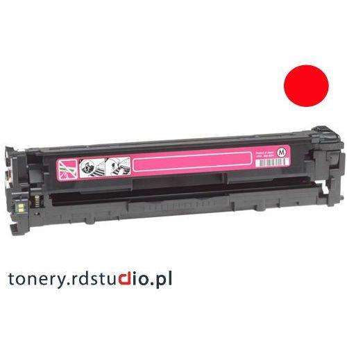 Toner do HP CP1215 CP1515N CP1518NI CM1312MFP - Zamiennik HP CB543A MAGENTA P-PLUS