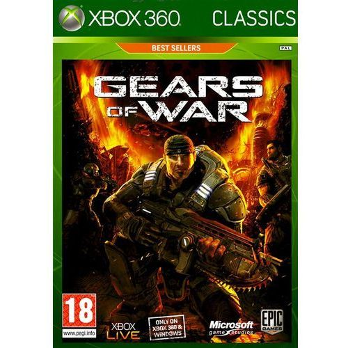Gears of War (Xbox 360) - OKAZJE