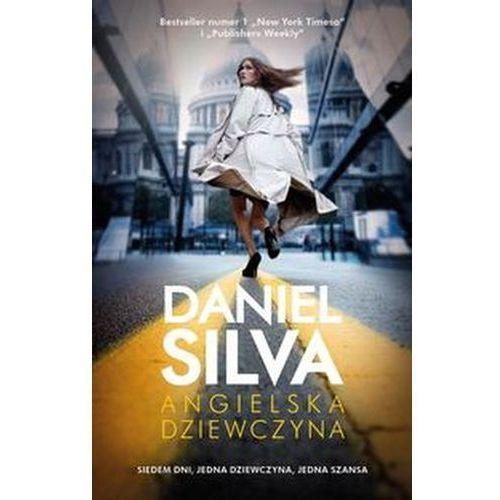 Angielska dziewczyna Silva Daniel