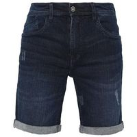 Blend Szorty jeansowe denim darkblue