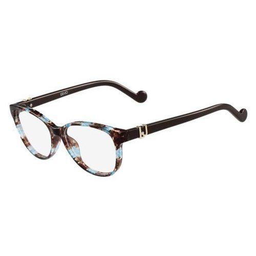 Liu jo Okulary korekcyjne lj2660r 423