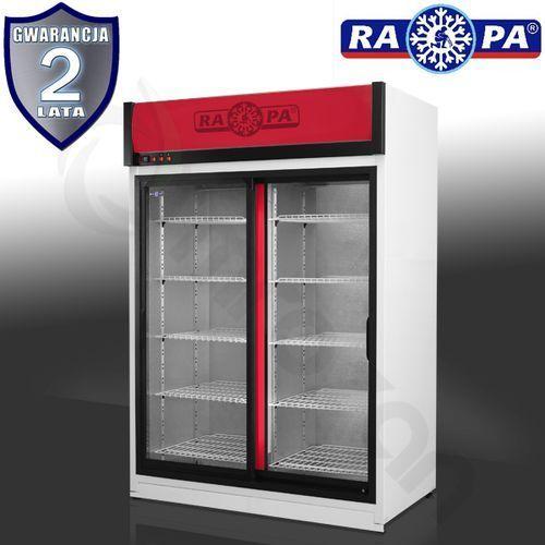 Szafa chłodnicza przeszklona RAPA SCh-SR 1600 AG