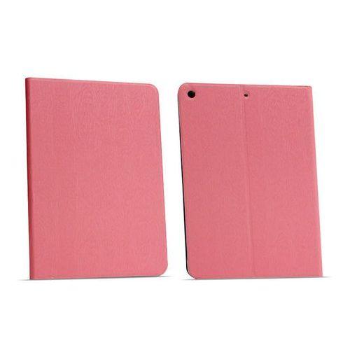 Apple iPad (2017) - etui na tablet Flex Book - różowy, kolor różowy