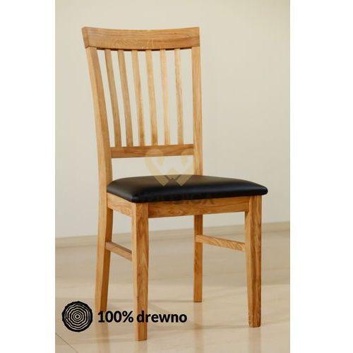 Woodica Krzesło dębowe 02c