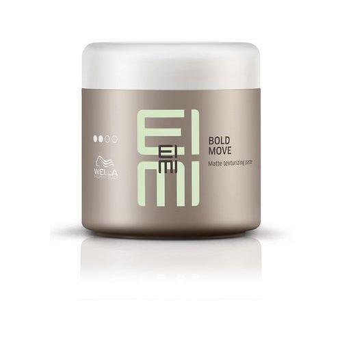 eimi bold move pasta matująca do zwiewnej fryzury hold level 2 (formulated with brazilian carnauba wax) 150 ml marki Wella professionals