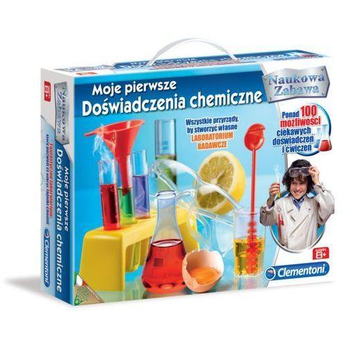 Clementoni Moje pierwsze doświadczenia chemiczne - (8005125607747)