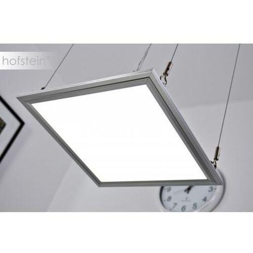 Hofstein Paul panel led chrom, 1-punktowy - nowoczesny/design - obszar wewnętrzny - paul - czas dostawy: od 3-6 dni roboczych (4260303162218)