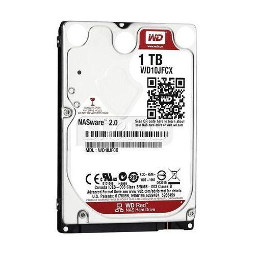Dysk twardy Western Digital Red 1TB WD10JFCX SATA III